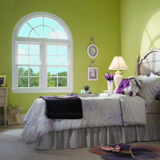Encompass by Pella Double-Hung Window